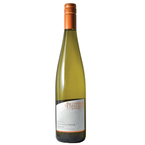 Pillitteri Estates Winery, Table Wines, Pillitteri Carretto Series, Fusion Gewurztraminer Riesling