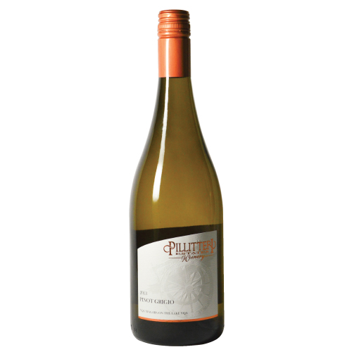 Pillitteri Estates Winery, Table Wines, Pillitteri Carretto Series, Pinot Grigio