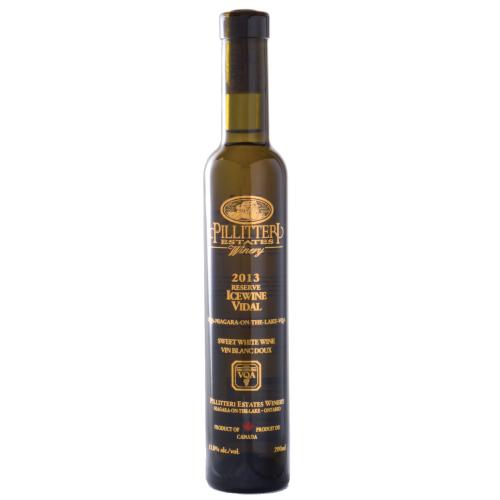 Pillitteri Estates Winery, Reserve Vidal Icewine, Reserve Icewine
