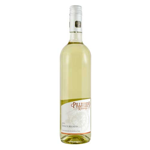 Pillitteri Estates Winery, White Wine Dolce Bianco, Carretto Series, Table Wines, Store