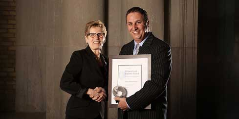 2013 Ontario Food Exporter of the Year