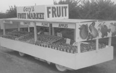 Fruit-Cart
