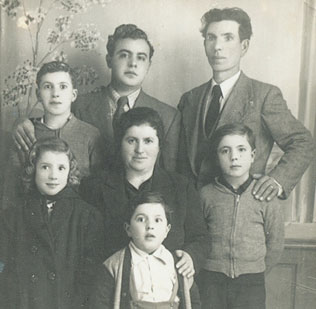 Pillitteri Family Picture
