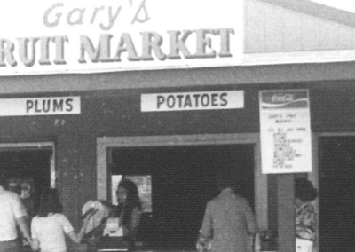 Gary's Fruit Market