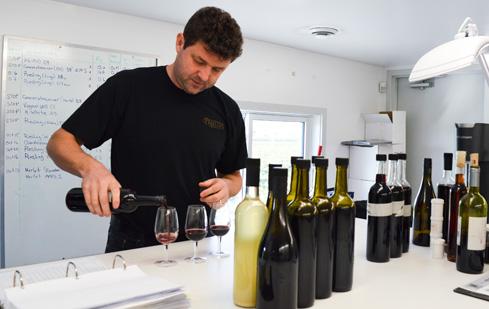 Winemaker, Pillitteri Winery
