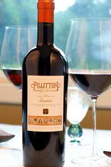 Pillitteri Wine at Restaurants
