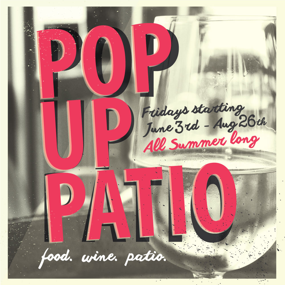 Pop Up Patio @ Pillitteri Estates Winery | Niagara-on-the-Lake | Ontario | Canada