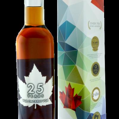25 Years Box Bottle 2015 Cabernet SLH