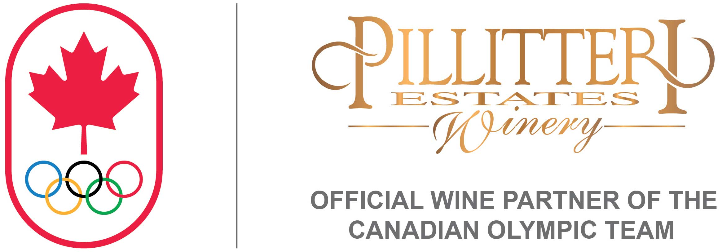Official Wine Partner of the Canadian Olympic Team