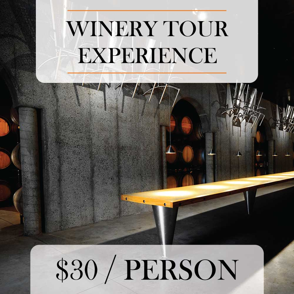 Winery Tour Experiance 2021