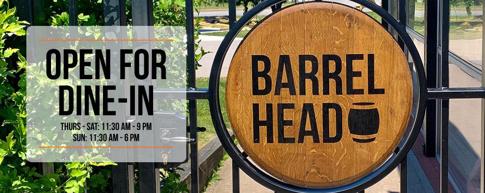 2021 BarrelHead open